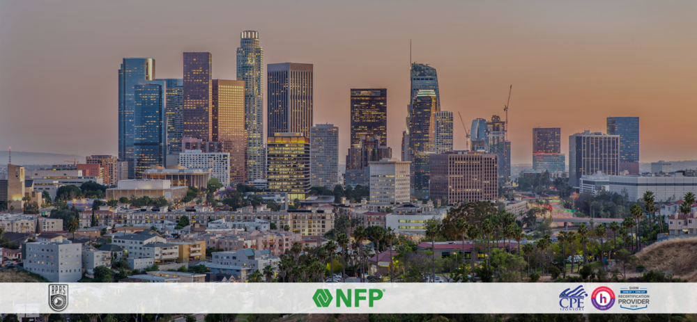 2019 LOS ANGELES - HEALTHCARE AND RETIREMENT PLAN SUMMITPART OF THE RETIREMENT PLAN ROAD SHOW