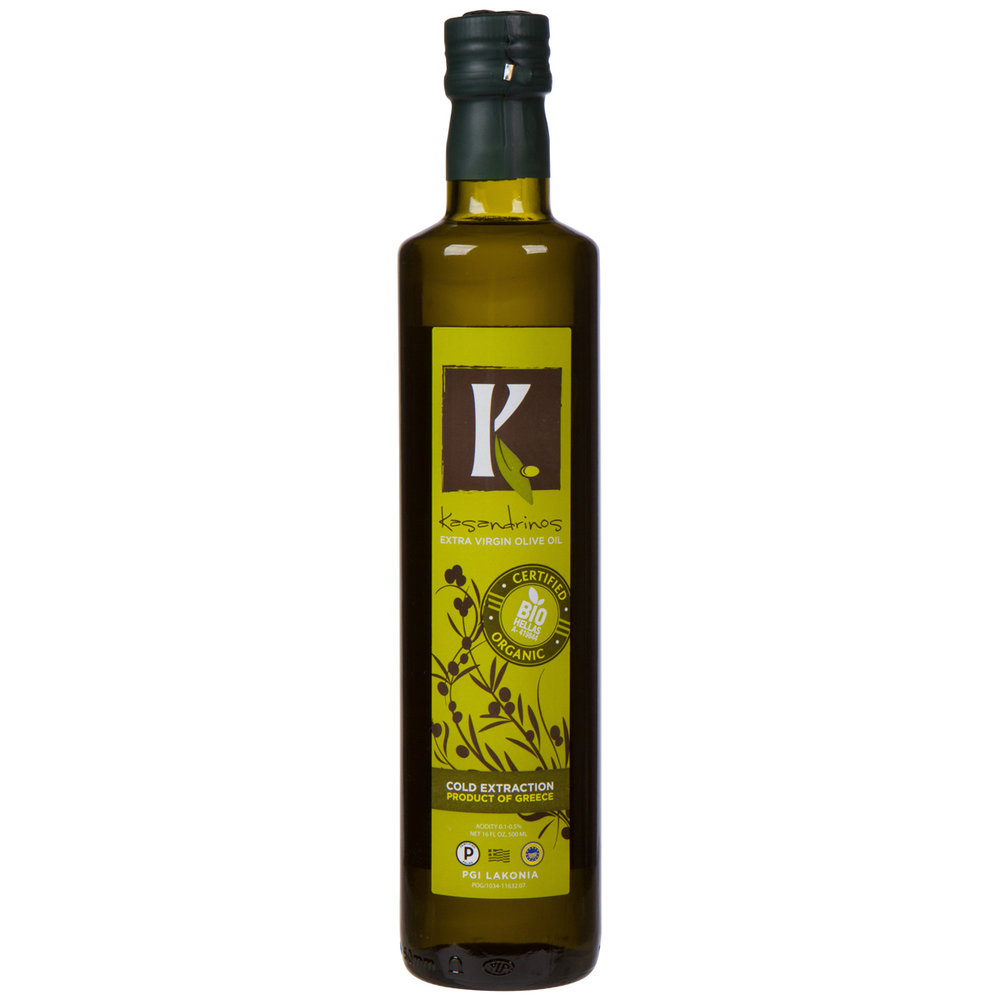 Kasandrinos — 2017 Harvest Kasandrinos Organic Extra Virgin Olive Oil