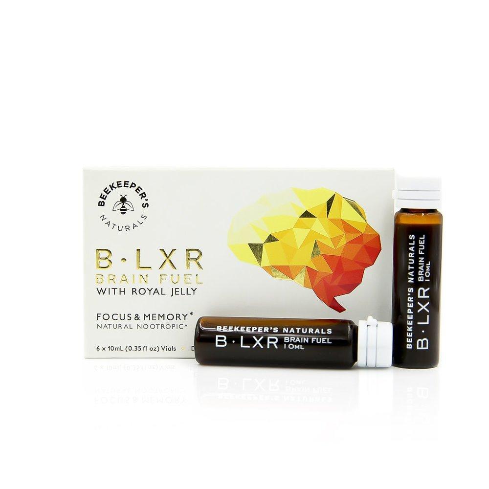 Beekeeper's Naturals — B.LXR Brain Fuel
