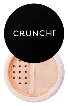 The Platform Podcast Kelli Tennant, Crunchi Brilliant Bronzer, nontoxic beauty products, clean, chemical-free make up
