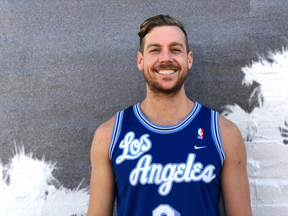 Ryan Hodge, personal trainer and founder of Kinection, health and wellness, the platform podcast with kelli tennant
