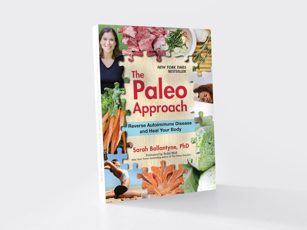 The Paleo Approach — The Platform Podcast and Kelli Tennant love this book which is all about having a healthy approach to reverse autoimmune diseases and heal your body by changing your lifestyle and maintaining a clean diet through food.