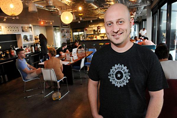 Josh Baer   Founder of Capital Factory (Austin and Dallas, Texas)