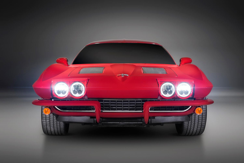 Classic Reflection Coachworks | Full Carbon Body Retrovette