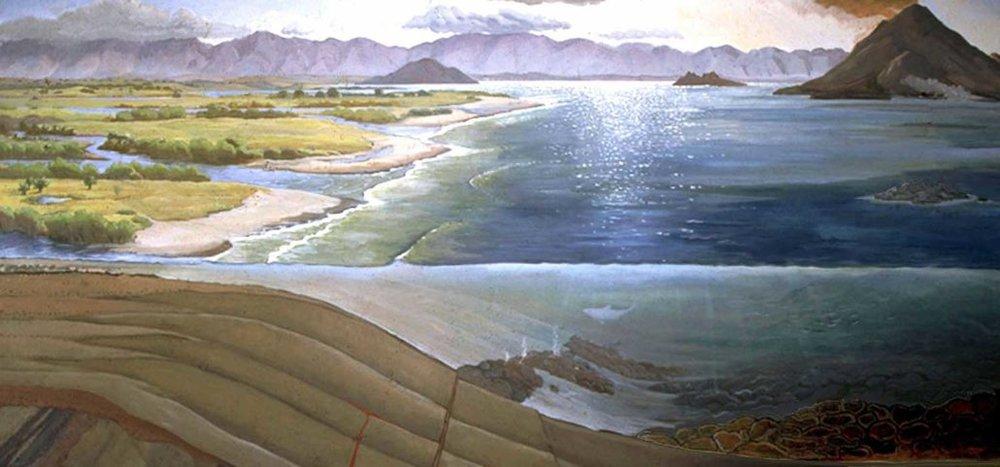 Prehistoric Northridge Geologic