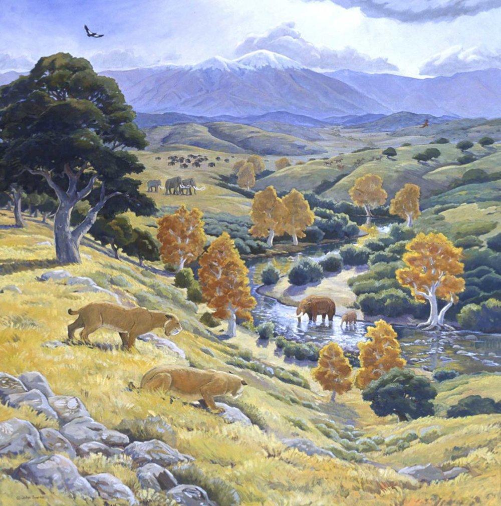 Pleistocene Laguna Hills