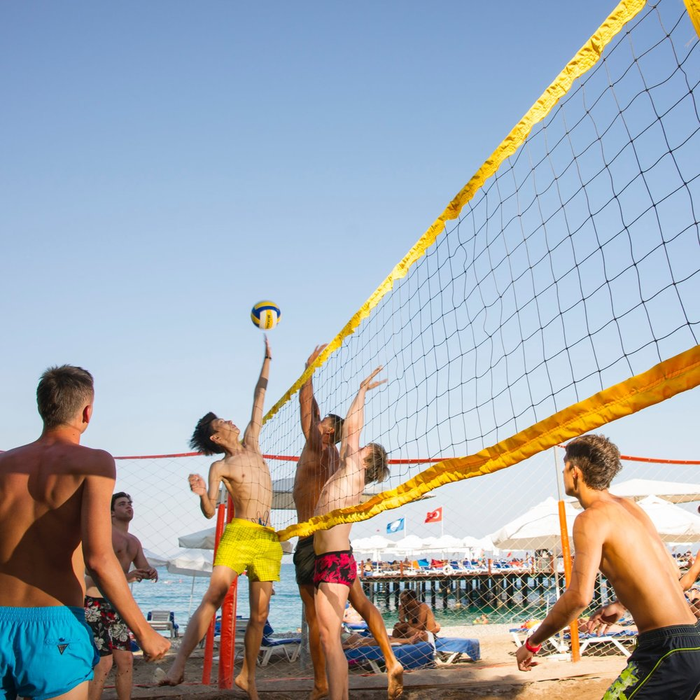 Beach Volleyball -