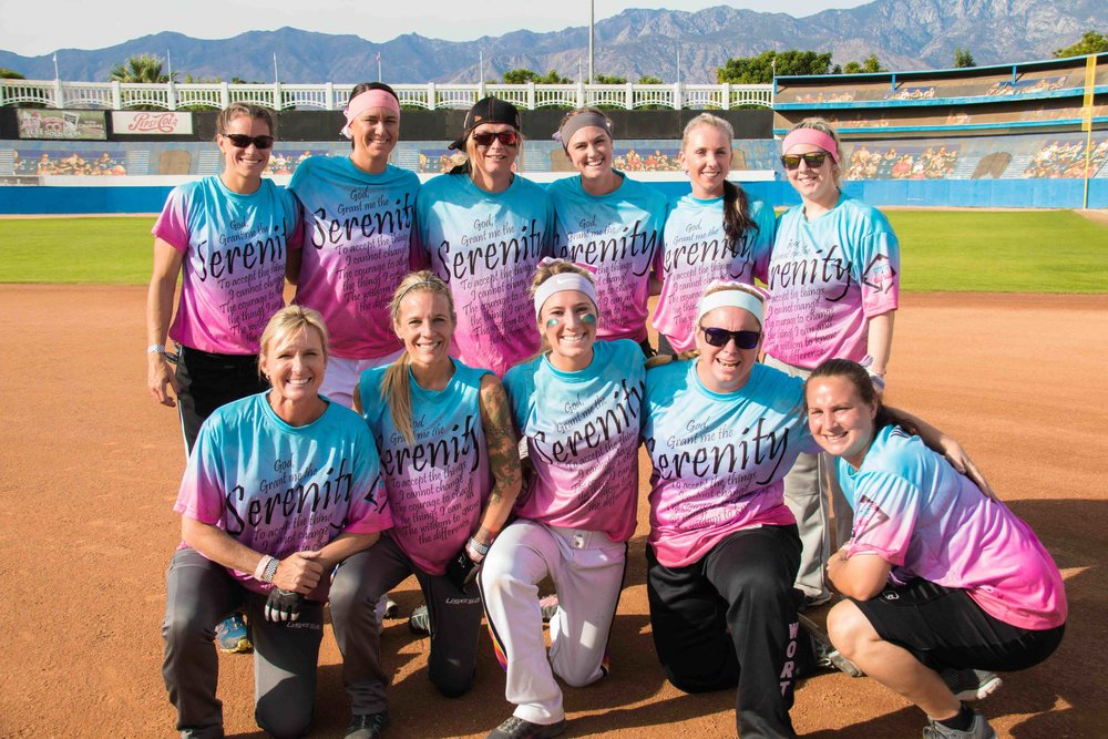 Womens - Congratulations Serenity! They battled through the Women's loser's bracket to beat Powerless in the ship!
