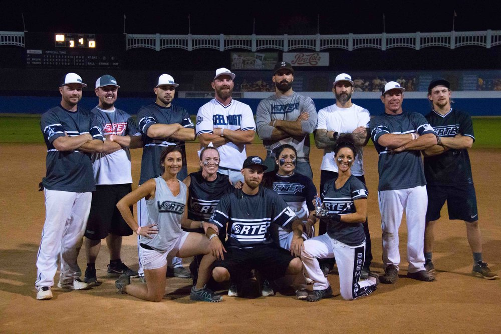 Coed - Congratulations Vortex! They battled through the Coed loser's bracket to beat Blackout in the ship!