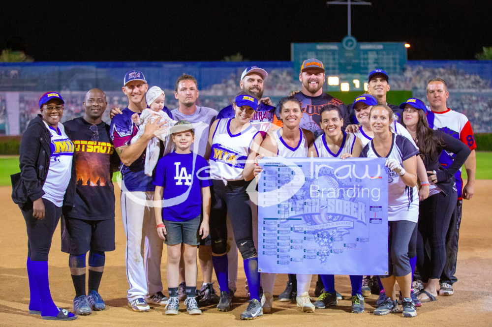 Coed - Congratulations Plan B! They battled through Coed lowers and won the ship against Recovery ATX.