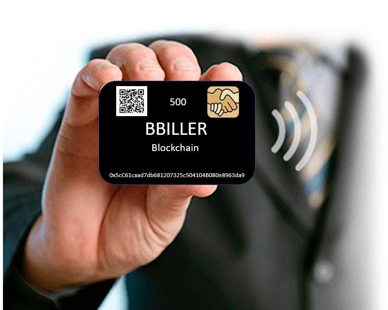 Visa, Mastercard, BBILLER tokens
