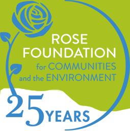 ROSE FOUNDATION    &    THE JUST AND RESILIENT FUTURE FUND