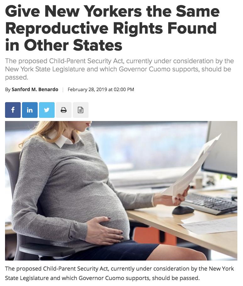 NY Law Journal (02/28/2019)