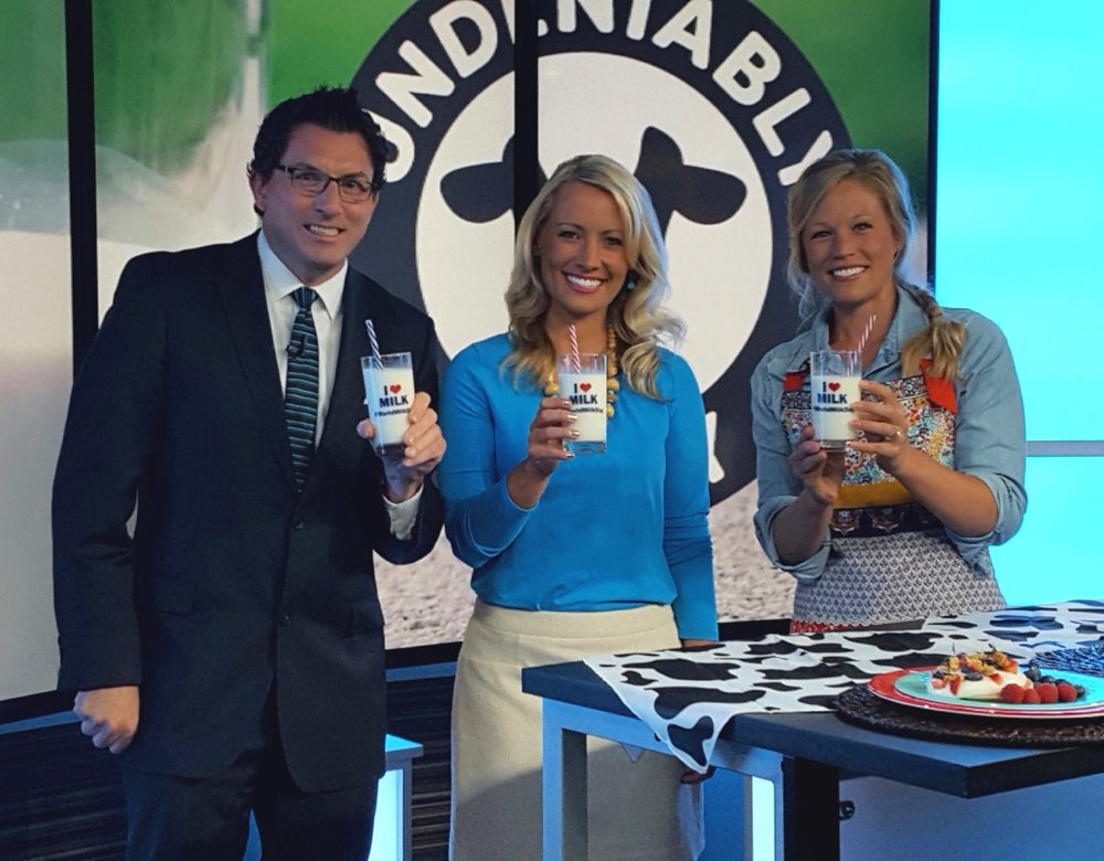 6-1 KSFY World Milk Day Toast Shawn Cable, Kamie Roesler.jpg