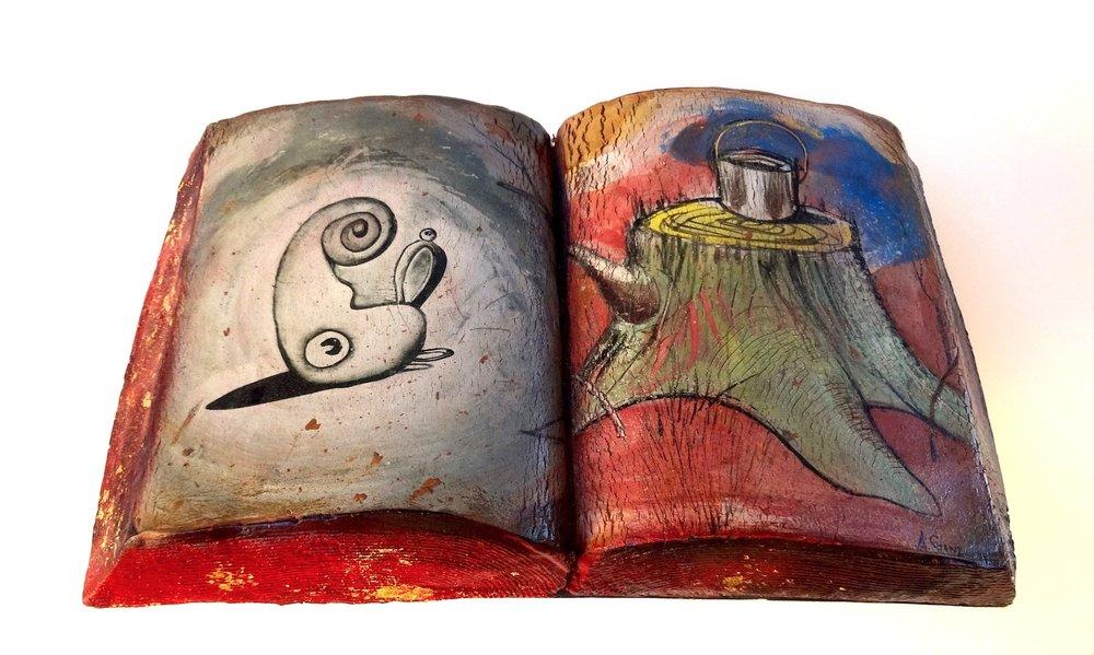 a piece by Arthur Gonzalez
