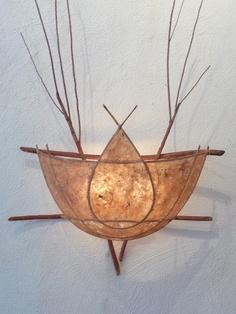 Jacqueline Malegni's light sculptures