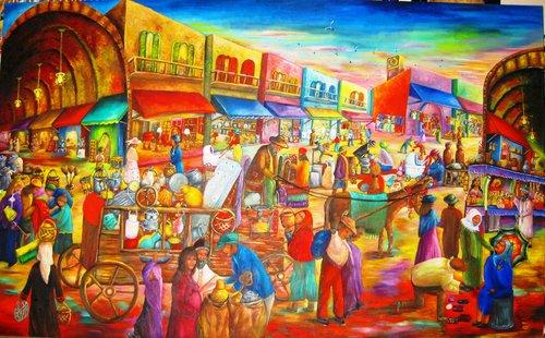 Jaffo Flea Market