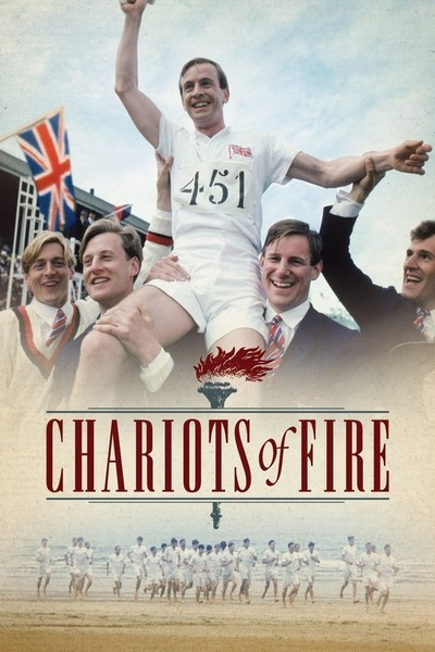The story   of athletes in the 1924 Olympics: Eric Liddell, a Scottish Christian and Harold Abrahams, an English Jewish man.