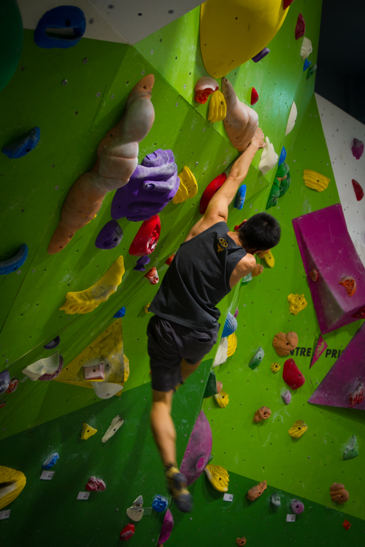 Climbing Classes -