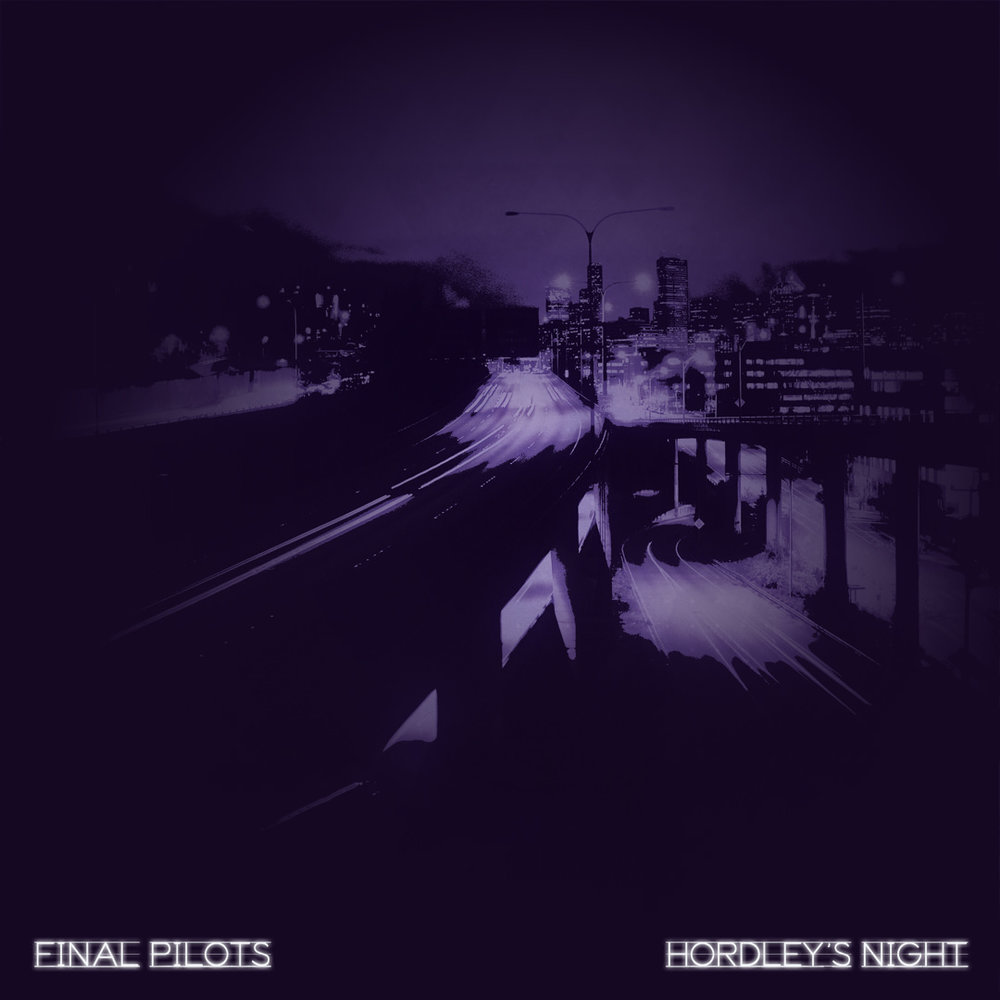 Hordley's Night - Credit: adapted from an original photo of Seattle skyline by Matthew Rutledge (CC BY 2.0)