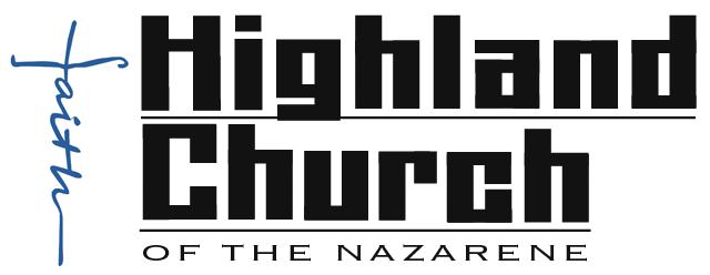 ADULTS — Highland Church of the Nazarene