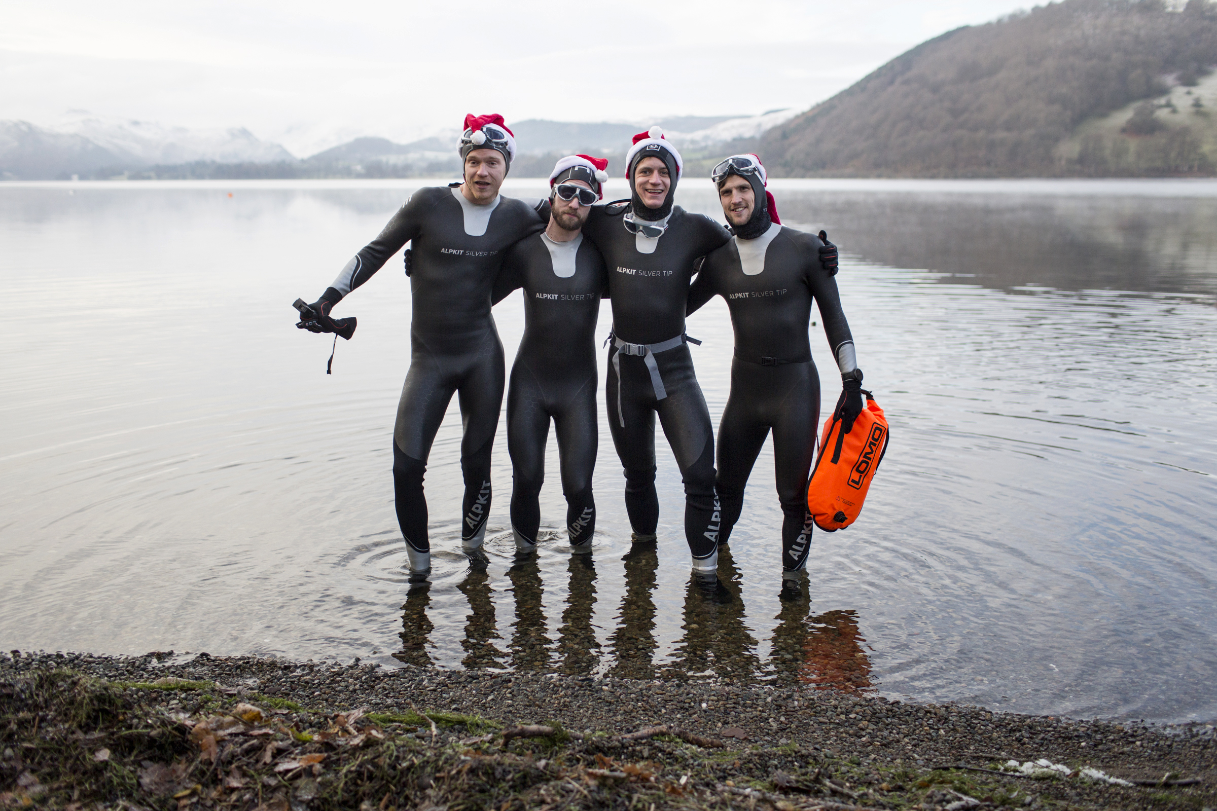 73ba350c481 Ice Swimming 5 Lakes in the Lake District — Everyday Adventure