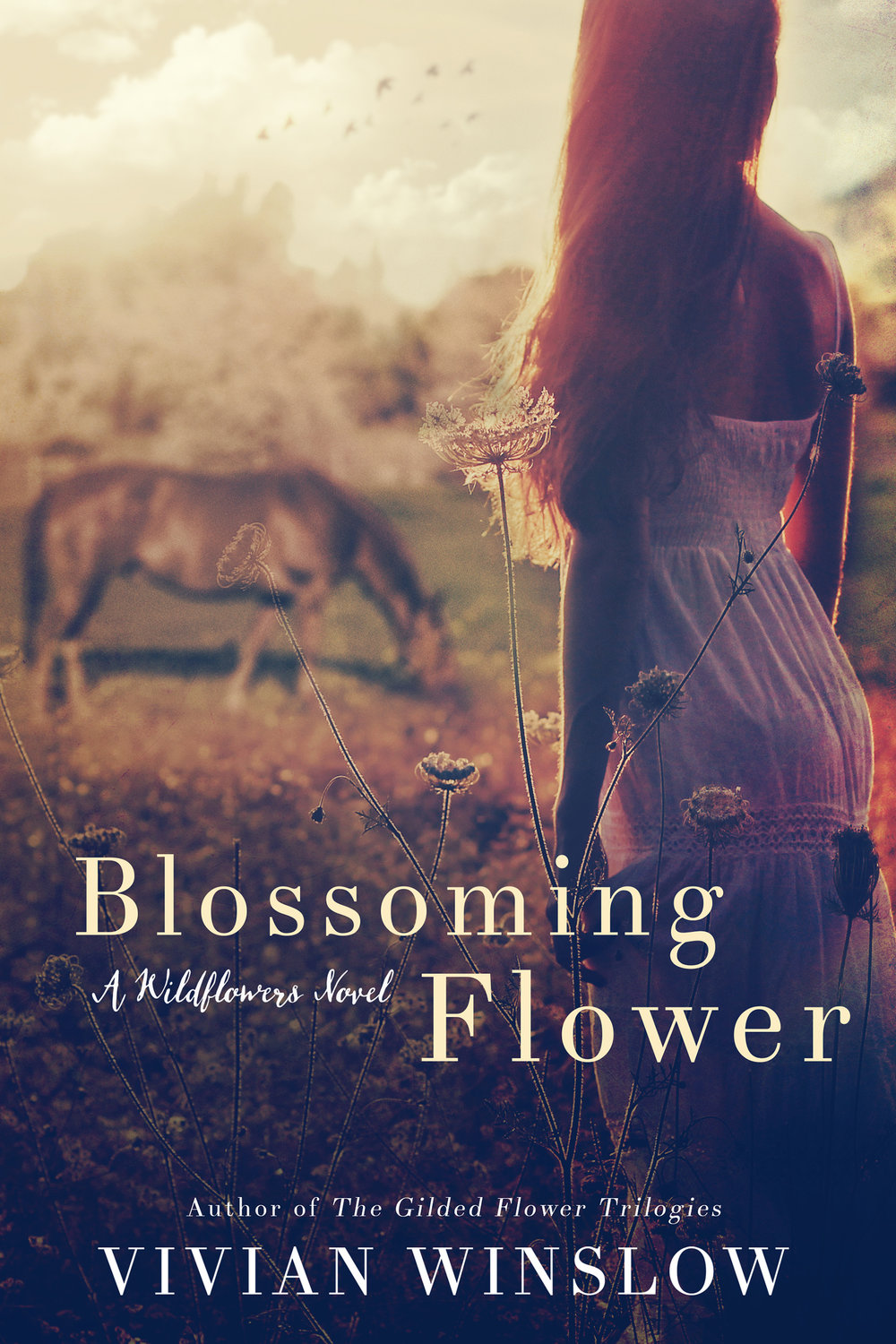 Blossoming Flower