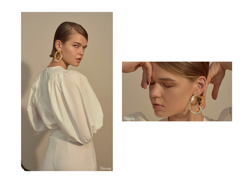 Loveness Lee Trans-natural collection Lookbook p4