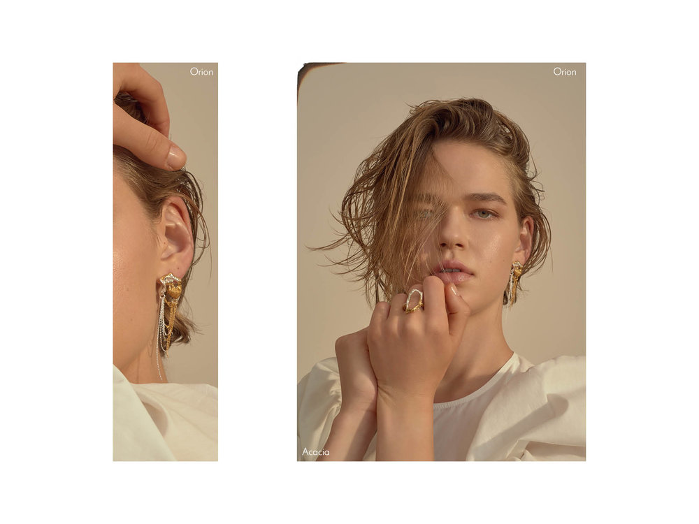 Loveness Lee Trans-natural collection Lookbook p7