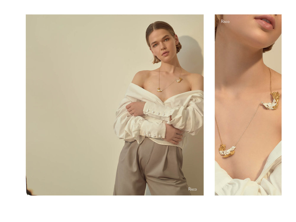 Loveness Lee Trans-natural collection Lookbook p9