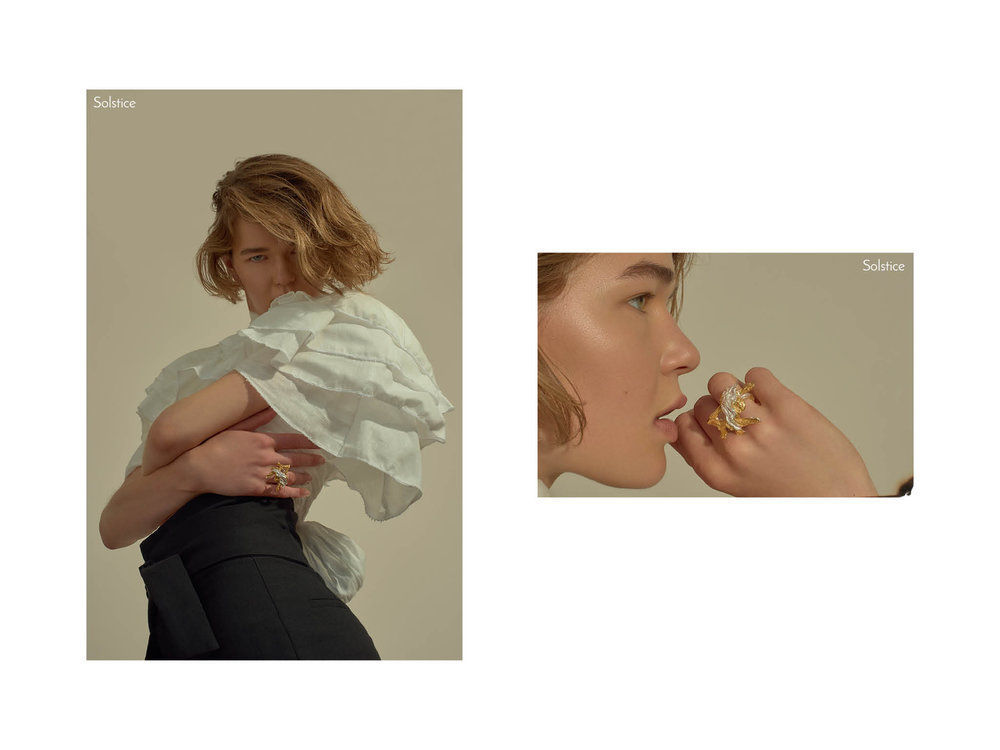 Loveness Lee Trans-natural collection Lookbook p14
