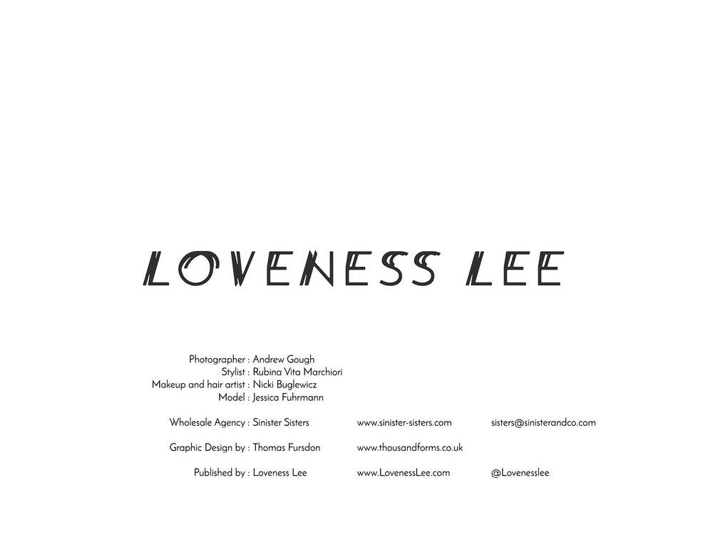Loveness Lee Trans-natural Lookbook p17
