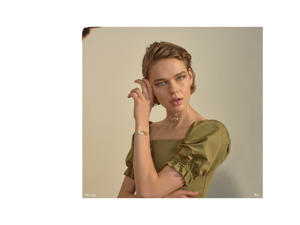 Loveness Lee Trans-natural collection Lookbook p10