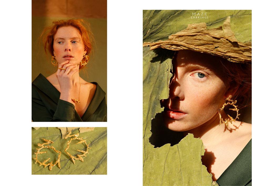 Loveness Lee Hermetics Collection Lookbook p4