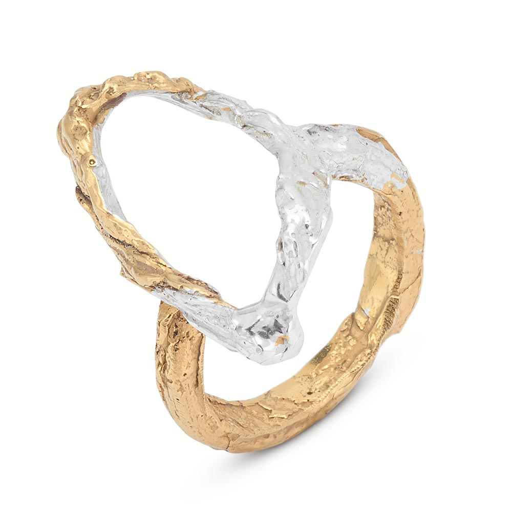 Loveness Lee Trans-natural Acacia Ring