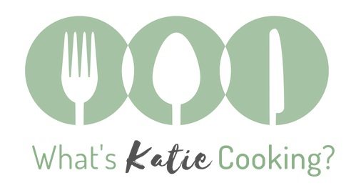 What's Katie Cooking?