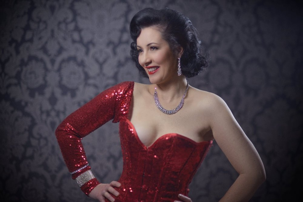 Miss Annie - https://www.missannie.co.uk//With a large repertoire of songs ranging from the legends of the golden era of Jazz & Blues such as Ella Fitzgerald, Peggy Lee and Etta James to the classic Wartime Sweethearts like Vera Lynn, Anne Shelton & Gracie Fields plus a few cheeky musical theatre favourites!!! Miss Annie is sure to take you on a sentimental journey down memory lane!
