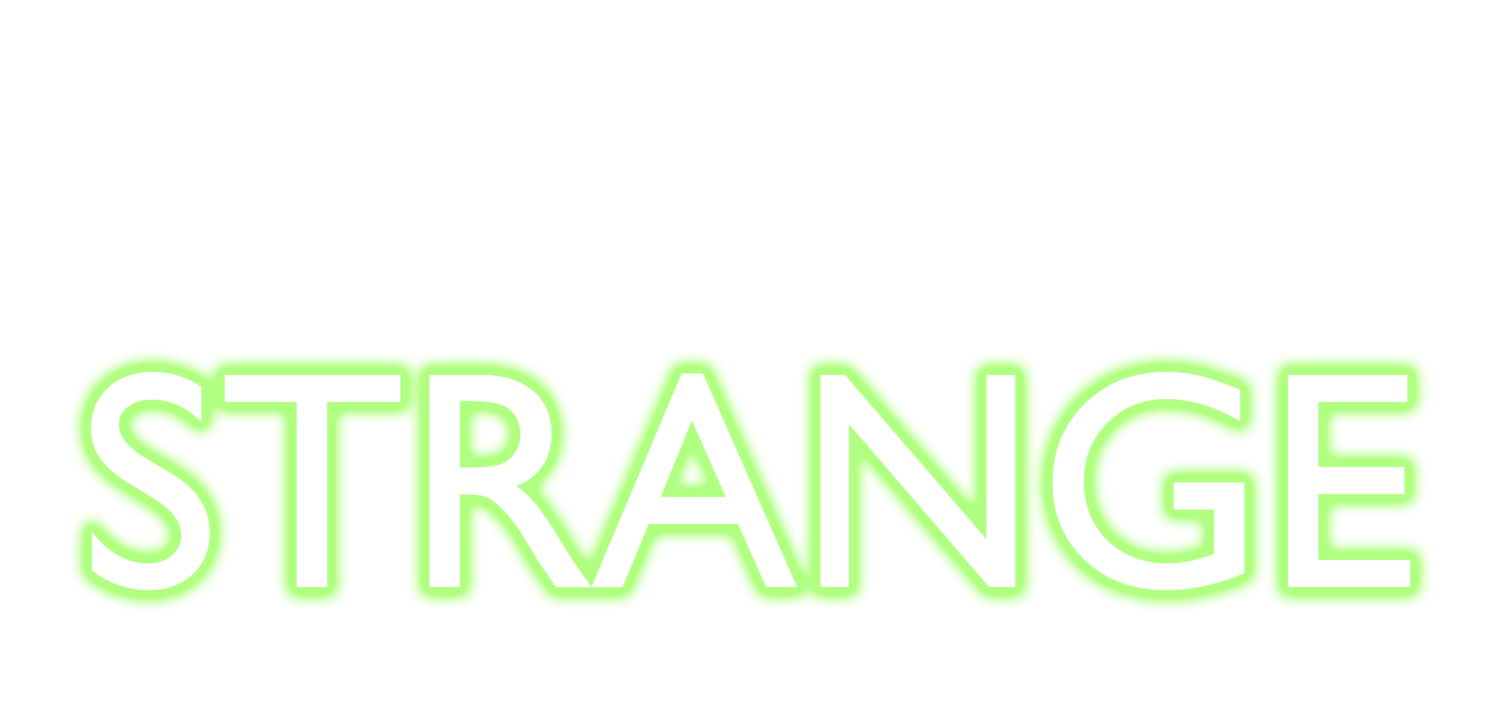 Simply Strange Podcast