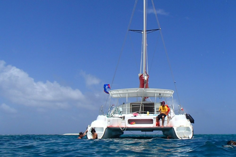 Raggamuffin Tours - 3 day Sailing Tour | Caye Caulker, Belize