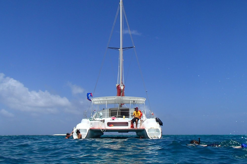 Sailing Belize - Raggamuffin Tours   Caye Caulker, Belize