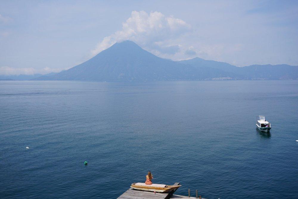 Laguna Lodge - Luxury Hotel   Lake Atitlan, Guatemala