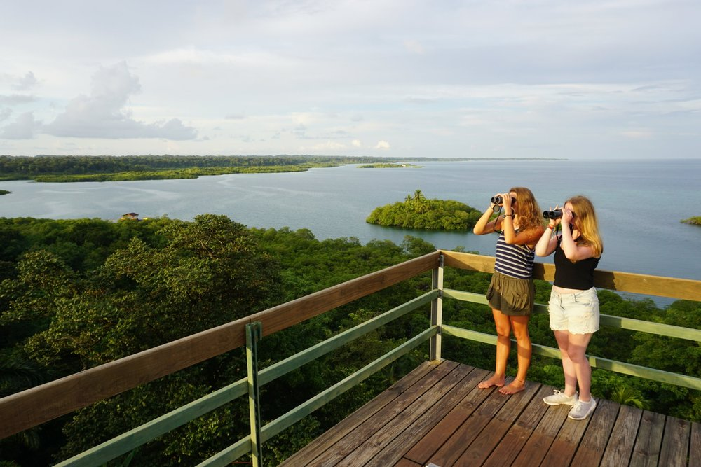 Tranquilo Bay - Adventure Lodge   Bocas del Toro, Panama