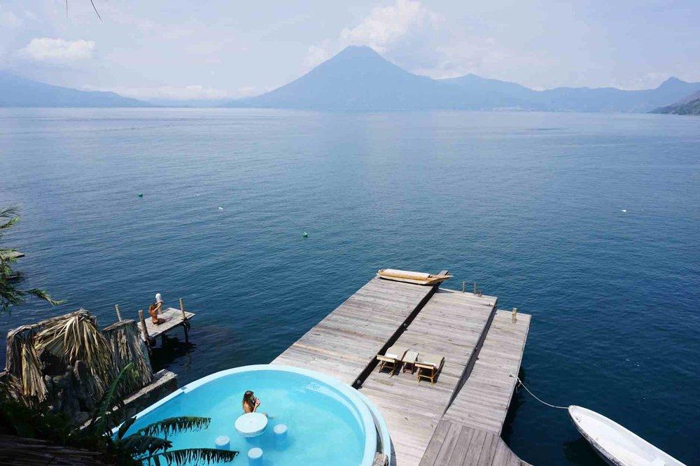 Laguna Lodge - Luxury Hotel | Lake Atitlan, Guatemala