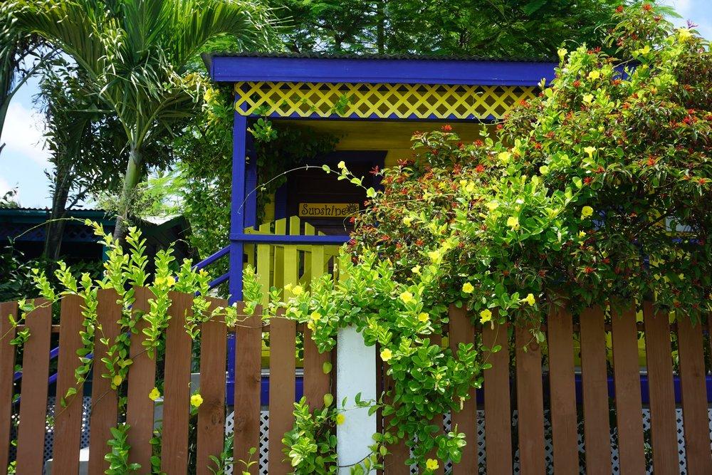 Yocamatsu B&B - Caribbean B&B | Caye Caulker, Belize