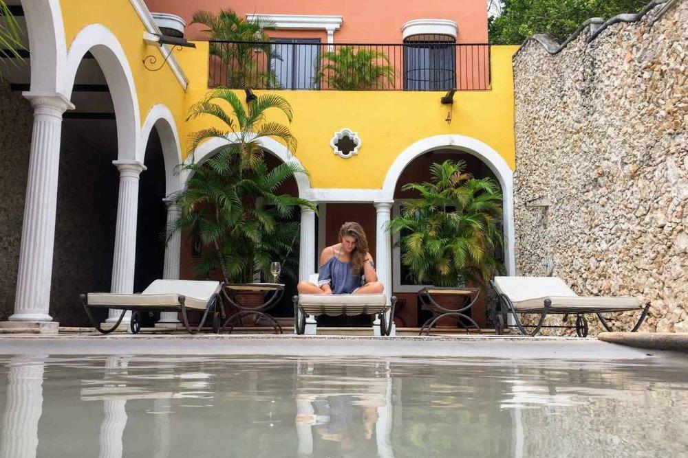 Hacienda Merida - Luxury Hotel | Merida, Mexico