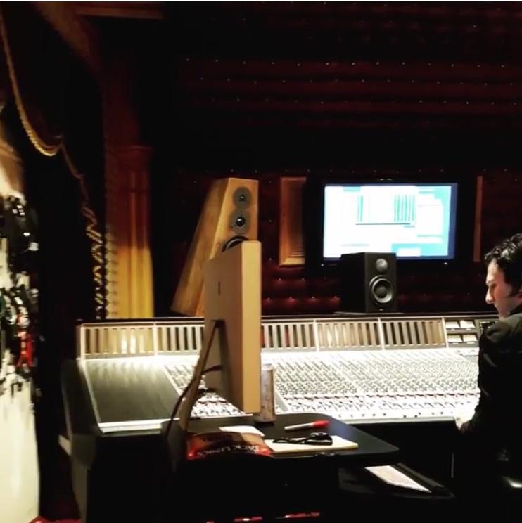 - Mixing ExOkay - NRG, North Hollywood