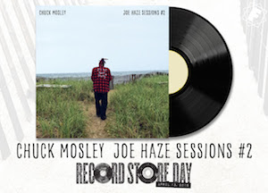 CHUCK MOSLEYJoe Haze Session #2 - On Record Store Day, April 13th, 2019, blocGLOBAL releases its debut physical release with distributor Traffic Entertainment Group. The release, a limited run 7