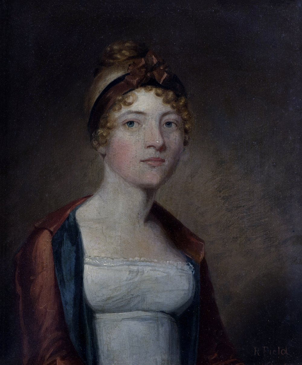 Fanny Palmer Austen by Robert Field