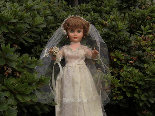 Bride Doll in the 1960s