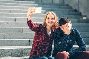 Embarrassing Selfie